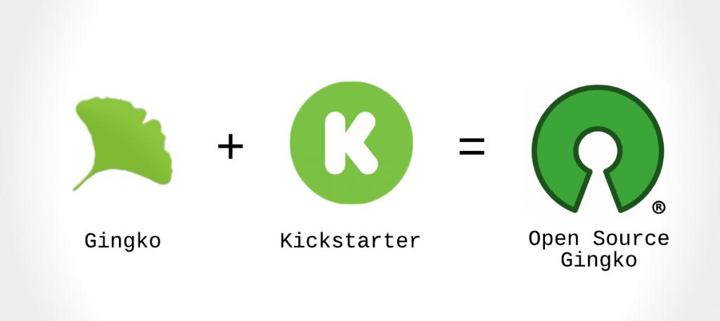 Gingko Kickstarter OS